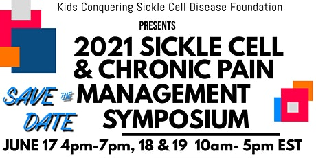 Sickle Cell & Chronic Pain  Symposium tickets