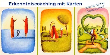 Erkenntniscoaching mit Karten Tickets