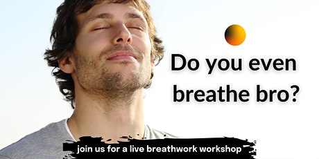 tethr breathFLOW with the bros (for stress relief) workshop  w Chris Wilson tickets