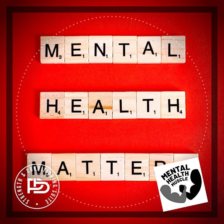 Mind Gym- Mental Health Muscle image