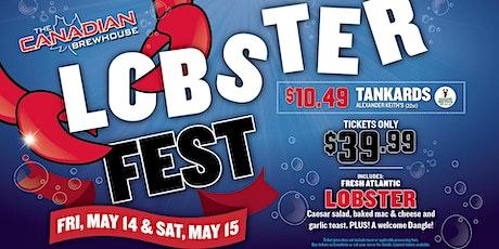 Lobster Fest 2021 (Regina Eastgate) - Saturday tickets