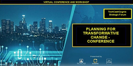 Planning for Transformative Change -  Conference tickets