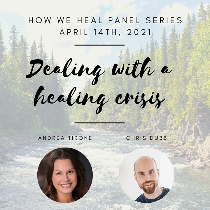 How We Heal: Dealing with a healing crisis image