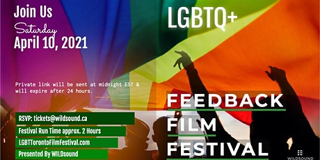 LGBT Festival (Free and Virtual). Watch the best short films this Saturday tickets
