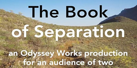 The Book of Separation tickets