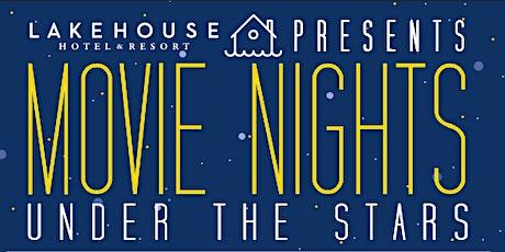Movie Night under the Stars - Cars tickets