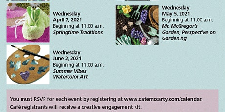 Creative Engagement Alzheimer's Event tickets