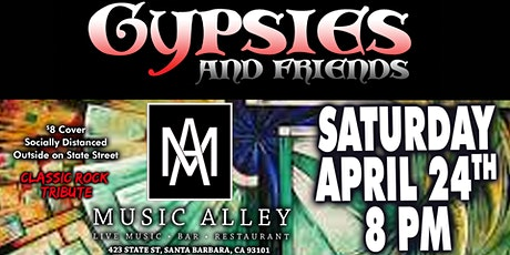 VINYL GYPSIES AND FRIENDS tickets