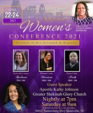 2021 Women's Conference tickets