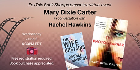 Mary Dixie Carter in conversation with Rachel Hawkins Virtual tickets