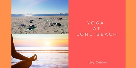 Spring time Yoga at Long Beach tickets