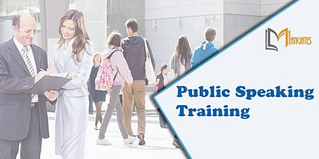 Public Speaking 1 Day Virtual Live Training in Jersey City, NJ tickets