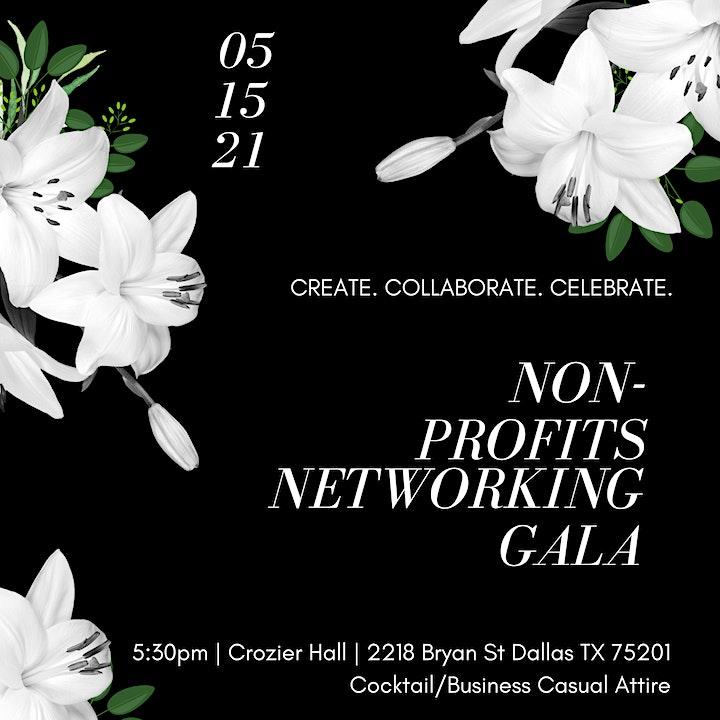 Non - Profits Networking Gala image