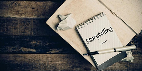 Storytelling, E motions and Creative Writing tickets