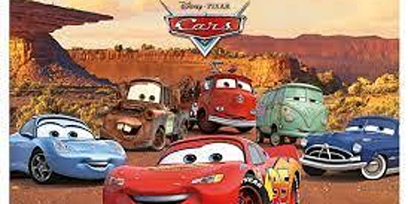 Drive-in Movie: Cars tickets