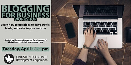 Blogging for Business tickets