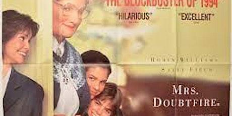 Drive-in Movie: Mrs. Doubtfire tickets