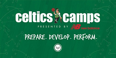 Celtics Camps at FieldHouse Mansfield: July 12 - 16, 2021 tickets