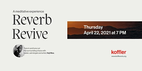 Reverb Revive tickets