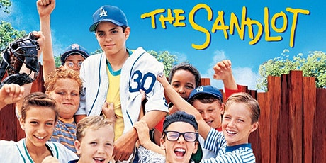 Drive-in Movie: The Sandlot tickets