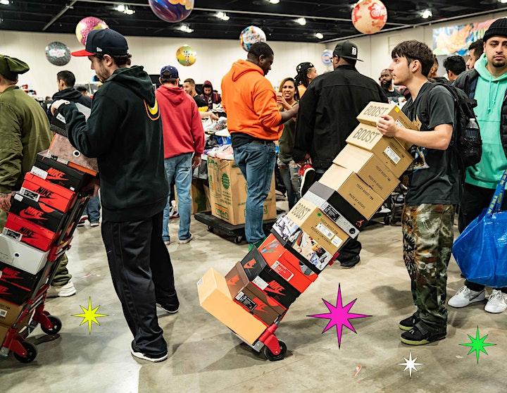 Sneaker Con Dallas May 22nd & 23rd, 2021 image
