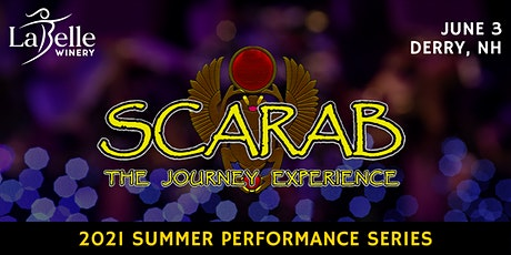 Scarab: The Journey Experience tickets