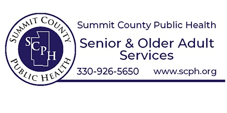 SCPH Senior and Adult Services  Training tickets