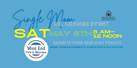 Single Moms Oil Change Event tickets