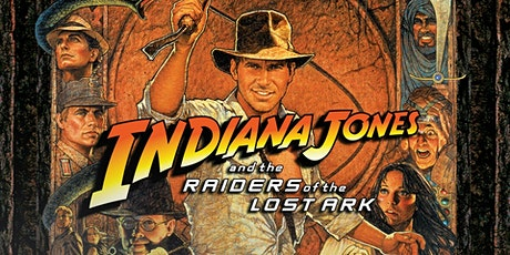 Drive-in Movie: Indiana Jones: Raiders of the Lost Ark tickets