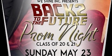 Back to the Future Prom tickets