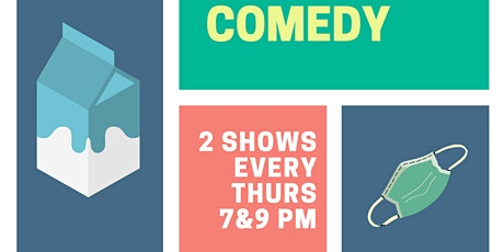LIVE STAND-UP COMEDY (COVID COMPLIANT COMEDY) tickets