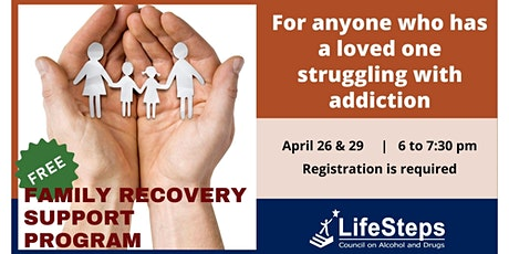 Family Recovery Support tickets