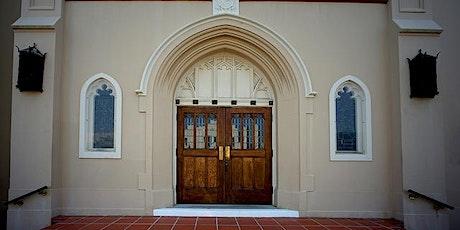 8:30 Sunday Holy Mass on April 11, 2021 - Divine Mercy Sunday (indoor) tickets