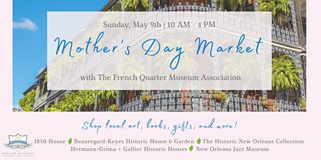 Mother's Day Market tickets
