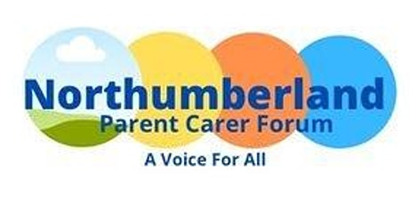 Northumberland Parent Carer Forum virtual coffee evening tickets
