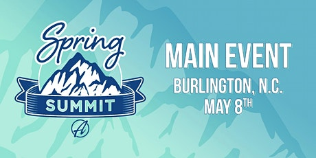 Spring Summit tickets