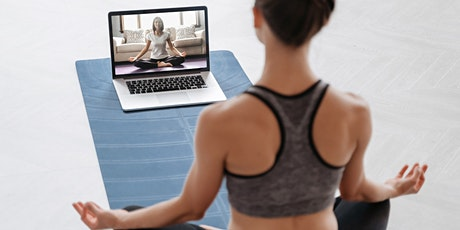 Let's Yoga: Facebook Live Fitness Class tickets
