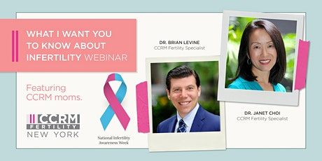 Fertility Webinar: National Infertility Awareness Week Special - New York tickets