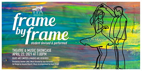 Frame by Frame, a musical theatrical showcase tickets