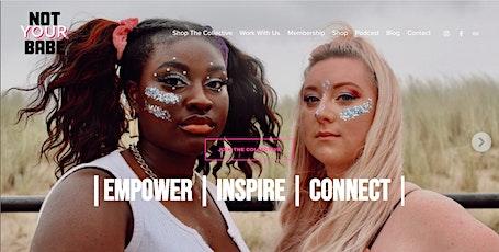 NYB Presents: Moonifestation Empowerment Workshop (June) tickets