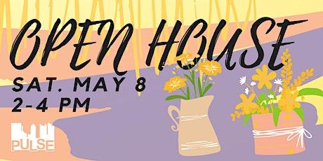 Open House (Virtual!) tickets
