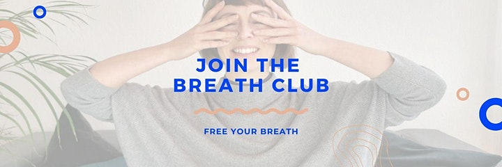 Breath Club - 30min Breathwork Class image