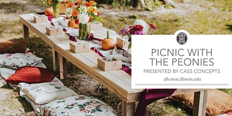 Picnic with the  Peonies presented by Cass Concepts tickets