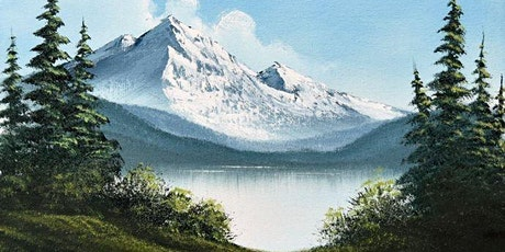Bob Ross Oils Class Mon May 10th 9:00am - 3:00pm $65 Includes Materials tickets