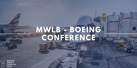 MWLB x Boeing: Adapting to a Virtual/Remote Environment tickets