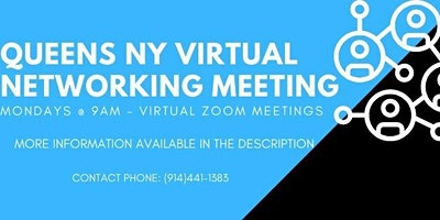 Discover Queens Business Virtual Networking Chapte