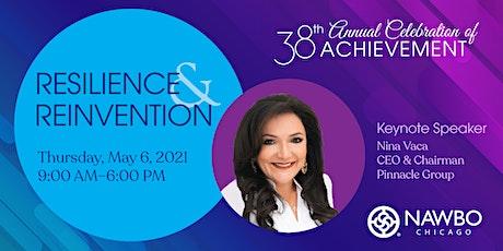 38th Annual Celebration of Achievement tickets