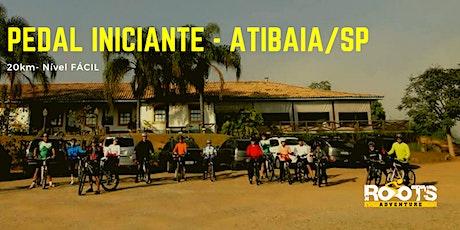 Pedal INICIANTE  em ATIBAIA/SP - 12/JUN/21 (sábado) tickets