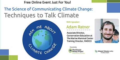 The Science of Communicating Climate Change tickets