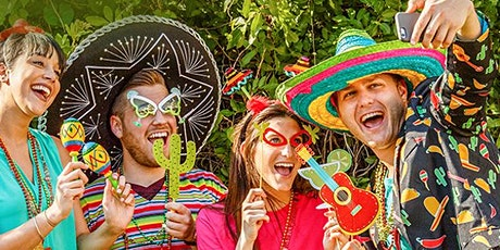Cinco de Mayo Cabo Wabo style at The Broadway Club - Featuring Unchained! tickets